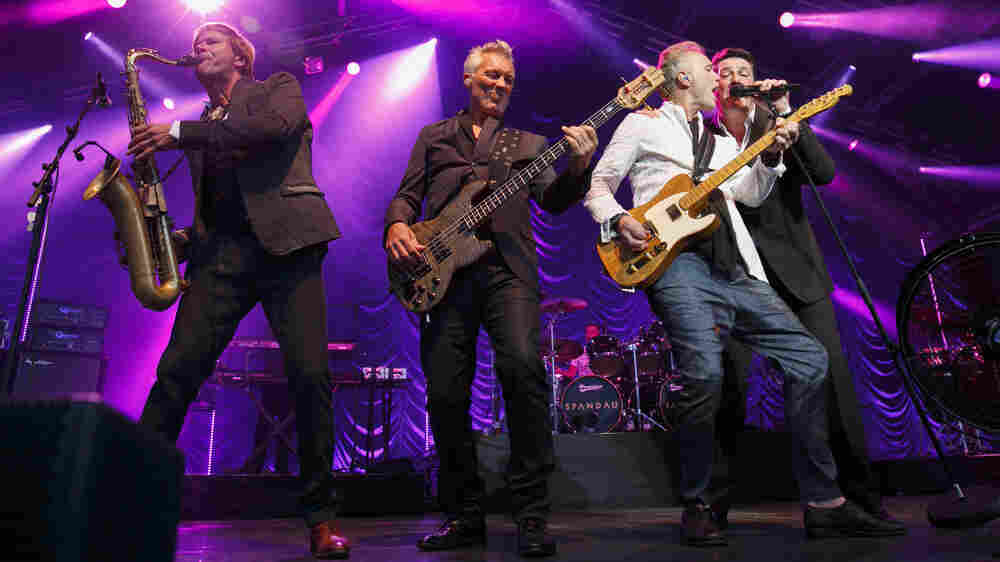 Spandau Ballet On Its Reunion And 'Looking Outrageous'