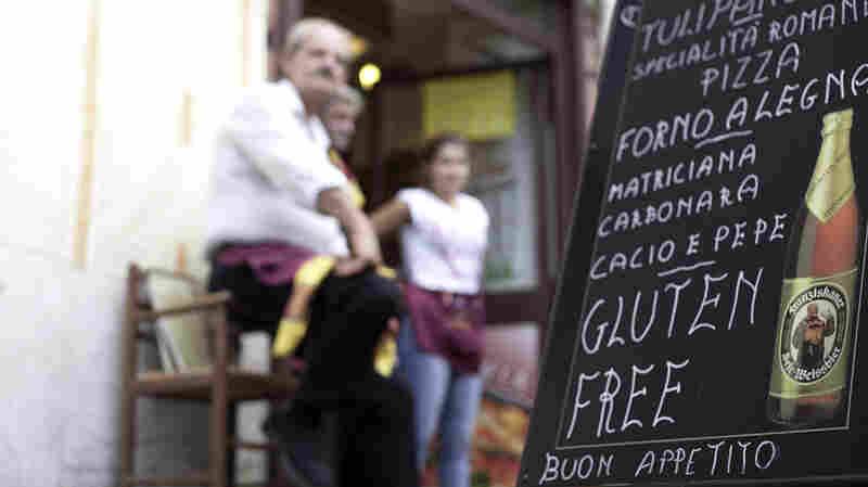 Tulipano Nero is one of nearly 4,000 gluten-free restaurants officially recognized by the Italian Celiac Association (AIC).