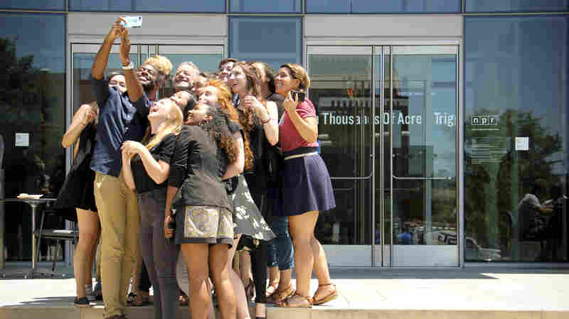 Want To Be An NPR Intern?