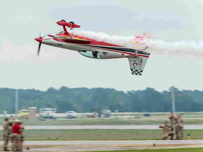 "Wagstaff runs her own aerobatic school in St. Augustine, FL. ""Flying aerobatics is, to me, the most freedom you can ever have in an airplane — or really anywhere,"" she says."
