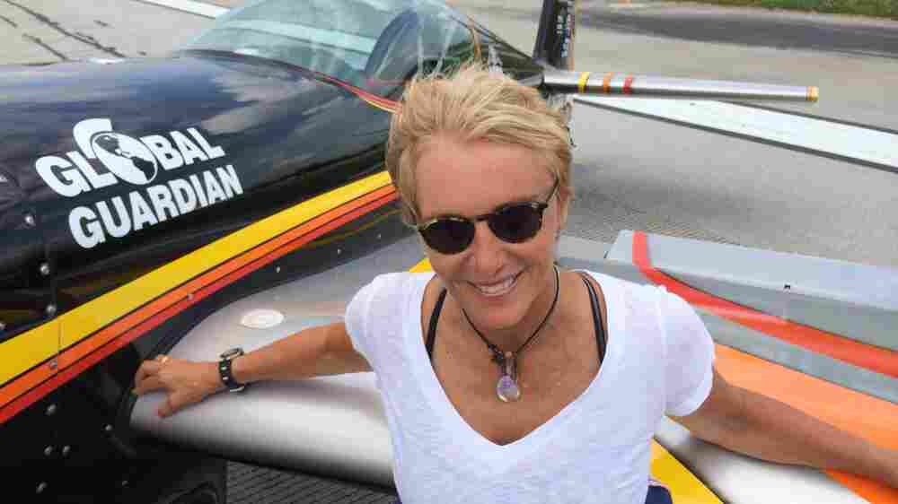 An Aerobatics Pilot Spins (And Rolls, And Loops) A Career From A Crash