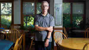 Michael Arnott, of Cambridge, Mass., says he used to have trouble staying awake on long drives. Sleep specialists discovered he has obstructive sleep apnea, though not for the most common reasons — he isn't overweight, and doesn't smoke or take sedatives.