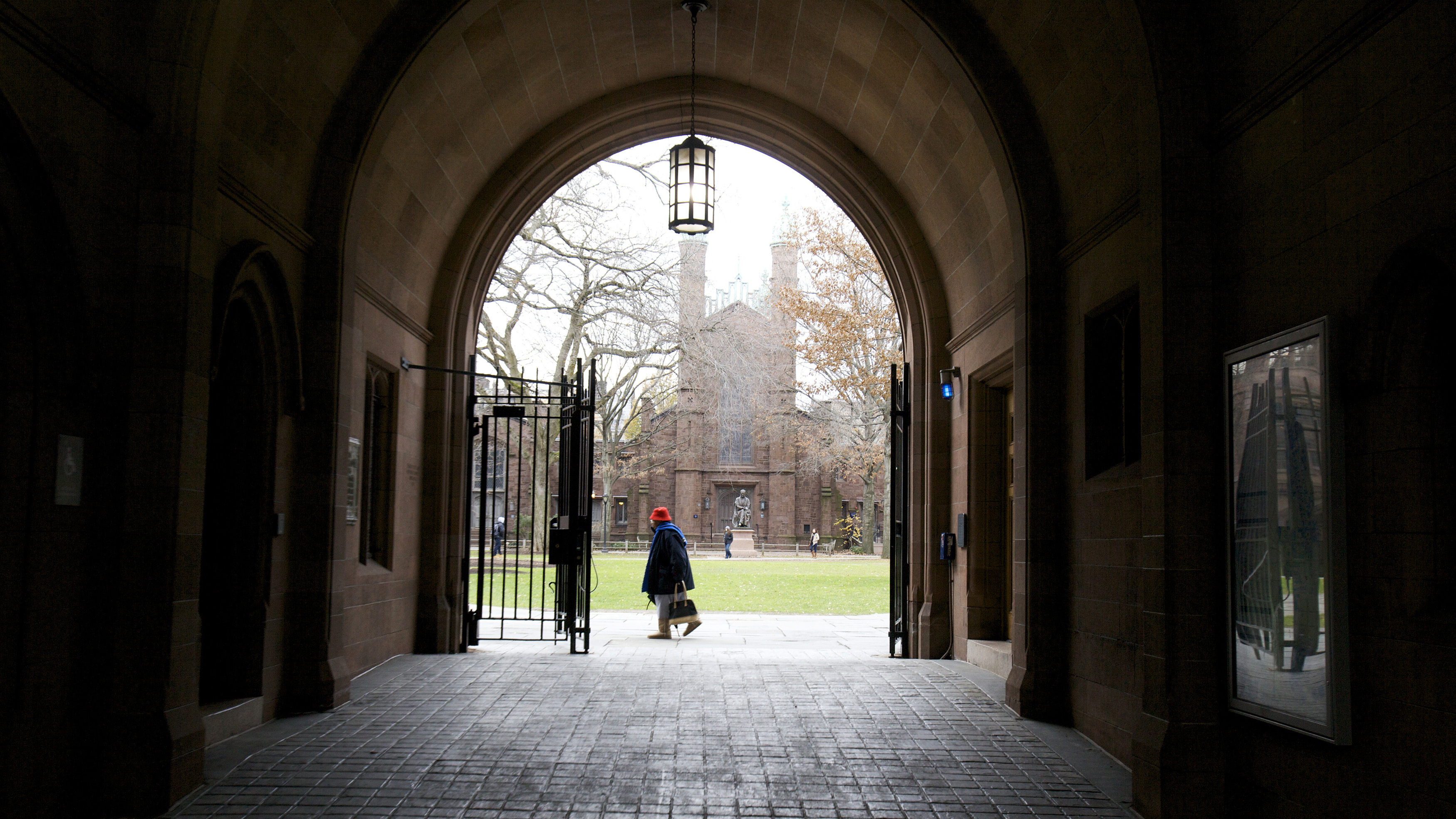 In Elite Schools' Vast Endowments, Malcolm Gladwell Sees 'Obscene' Inequity