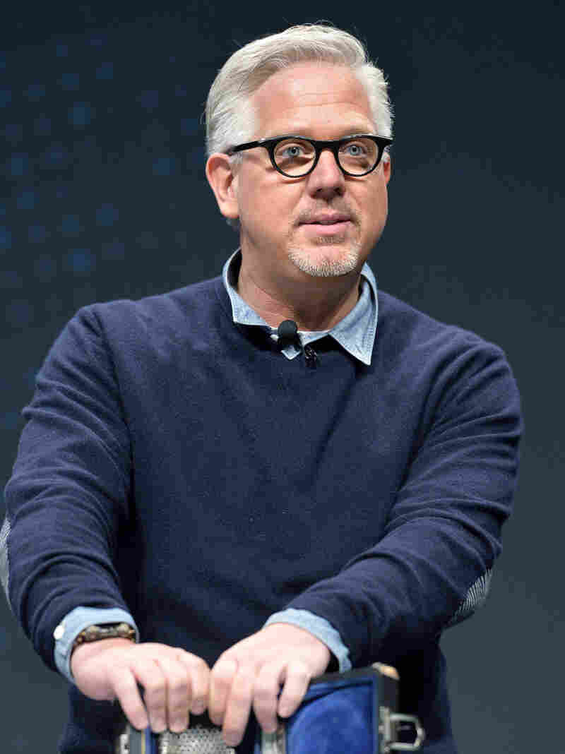 """""""We have a real, serious issue with civility,"""" says Glenn Beck about Donald Trump's campaign for the Republican nomination."""