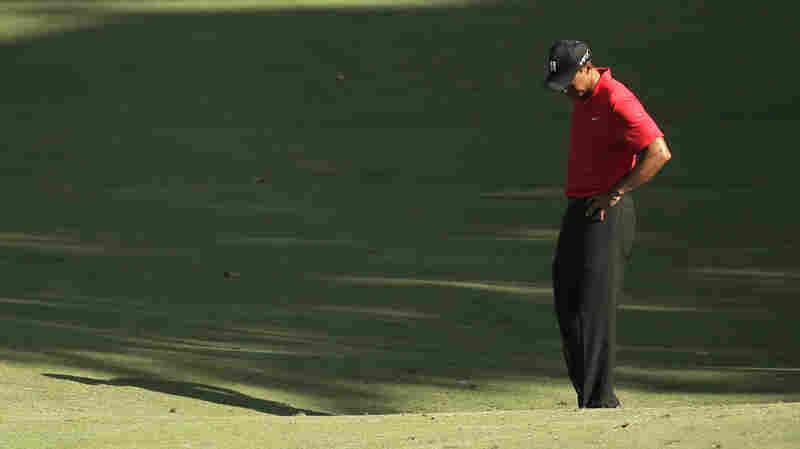 Tiger Woods Falls Short In Quest To Win Regular Season's Final Tournament
