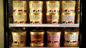 In one week, Blue Bell ice cream will be back on store shelves in parts of Texas and Alabama. The frozen dessert was pulled from the market four months ago.