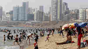 Lebanon's Shrinking Public Beaches