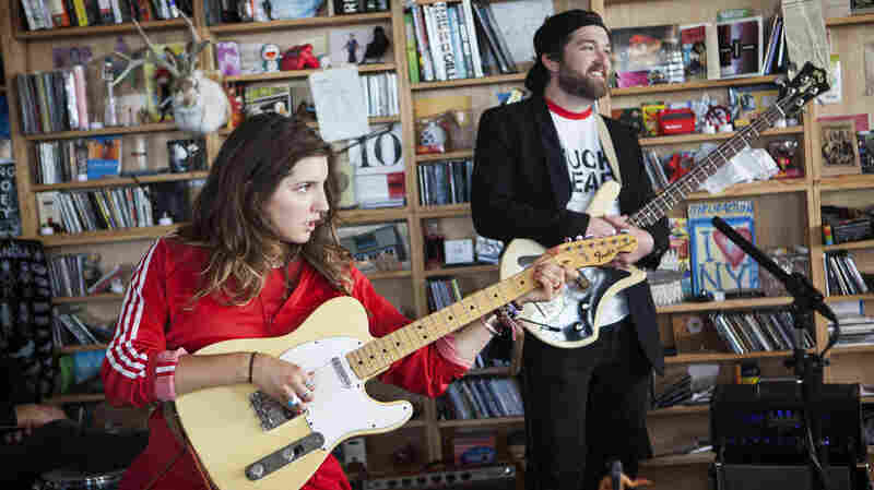 Caroline Rose: Tiny Desk Concert