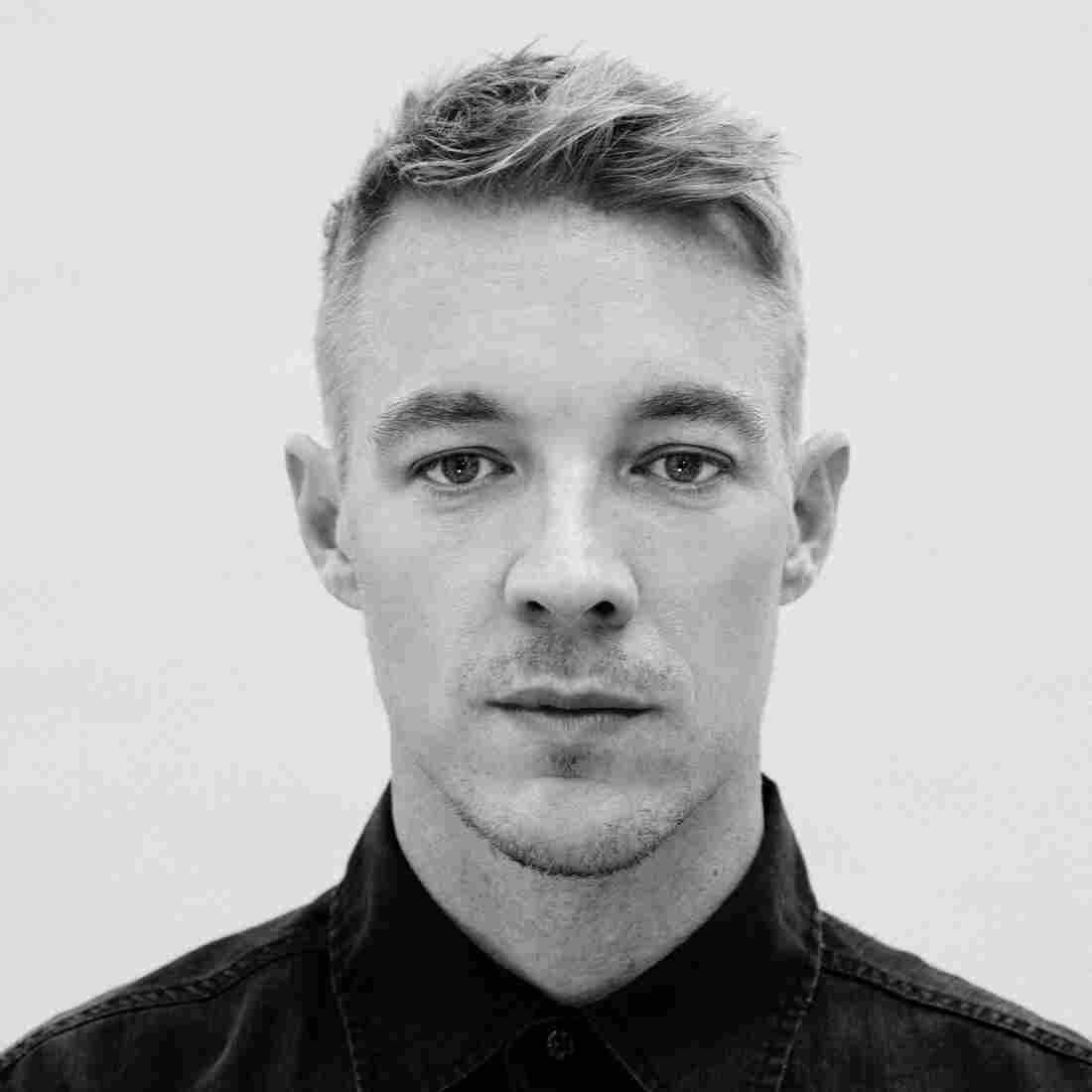 """""""People like me, DJs and producers, have a bigger say and a bigger voice than we've ever had before,"""" says Thomas Wesley Pentz, better known as Diplo."""