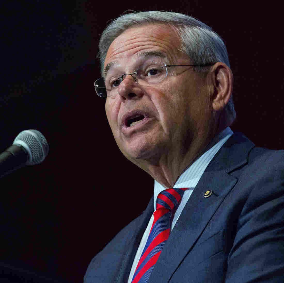 Sen. Menendez Bribery Case Heats Up With New Justice Filing