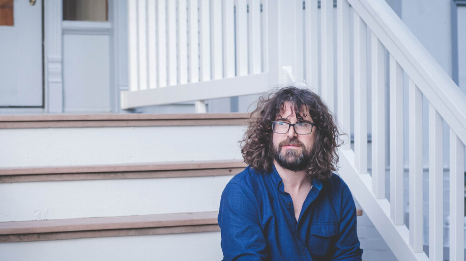Lou Barlow's Brace The Wave comes out September 4. (Courtesy of the artist)