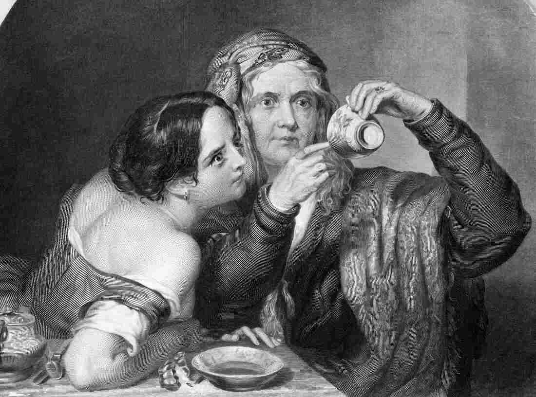 The practice of reading tea leaves for insights had its heyday during the Victorian era, when fascination with the occult and self-analysis thrived.