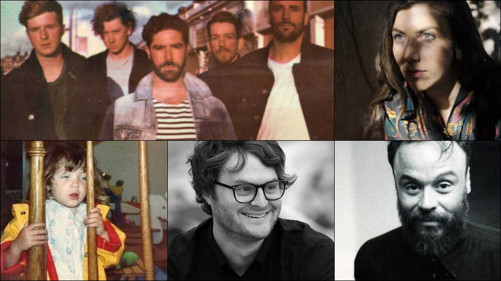 New Mix: Foals, Telekinesis, Julia Holter, Rodrigo Amarante, More