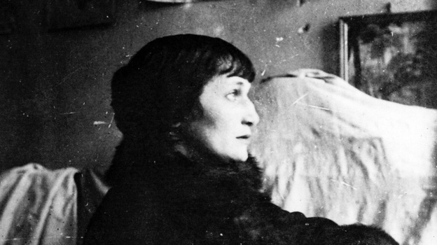 Anna Akhmatova, who lived from 1889 to 1966, was a beacon of artistic courage in the face of repression during Soviet times. Her work is now receiving renewed attention. (Heritage Images/Getty Images)