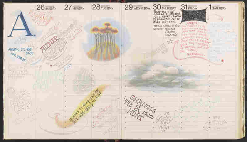 Bernarda Bryson Shahn's address book, 1972-2002