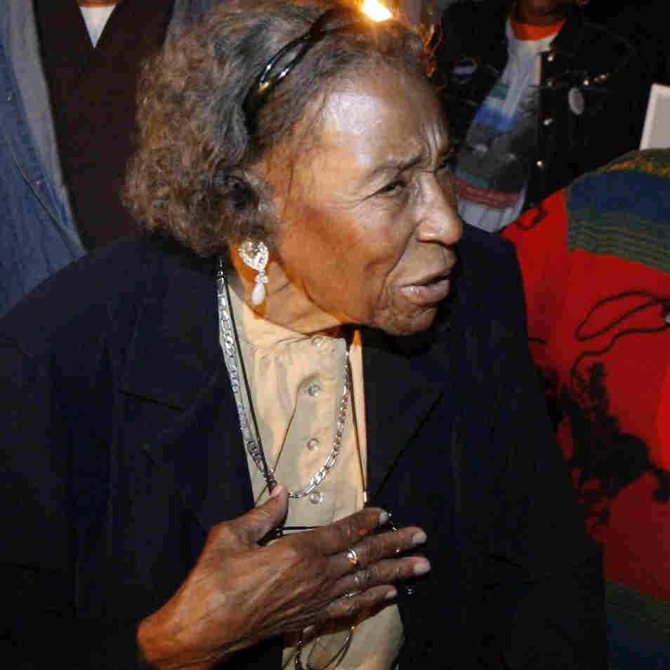 Amelia Boynton Robinson, Survivor Of 'Bloody Sunday,' Dies At 104