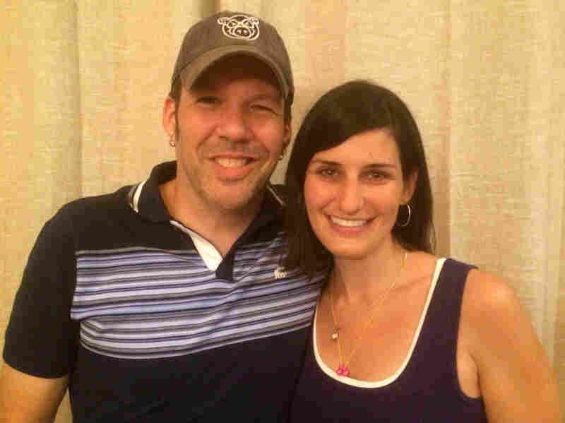 Casey Corcoran and his wife, Margie Skeer, were on a romantic getaway when they discovered he was listed in the Ashley Madison leaked data.