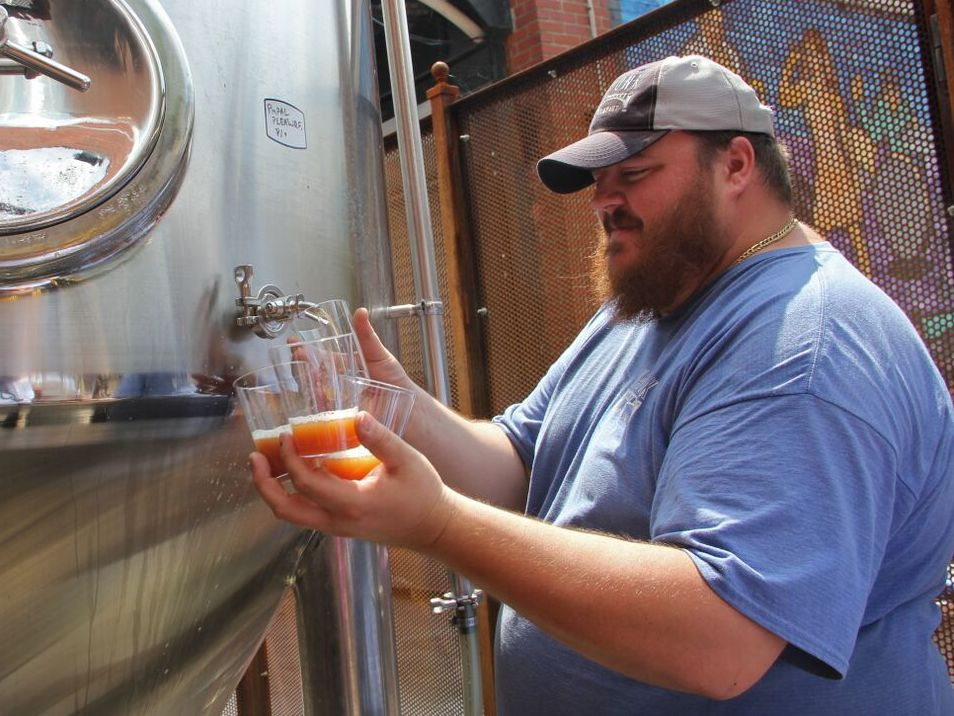 Image for Philly Preps Blessed Beer And Other Edible Swag To Greet Pope Francis
