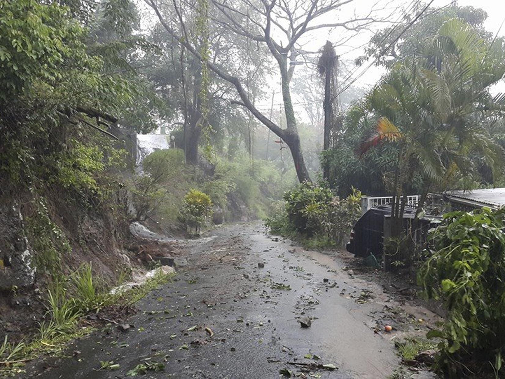 Tropical Storm Erika Causes Massive Flooding, Landslides In Caribbean