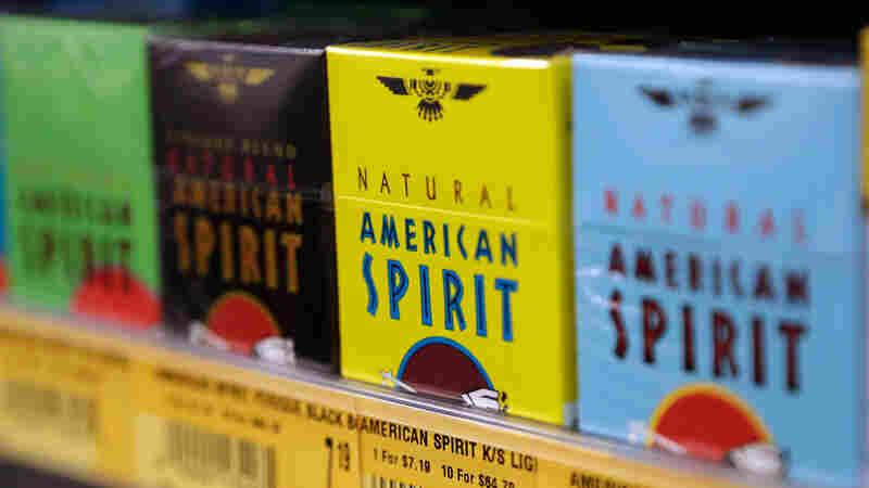 FDA Warns Tobacco Companies Advertising 'Natural' Cigarettes