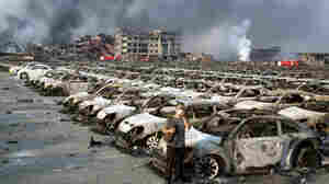 Chinese Authorities Arrest A Dozen People Over Explosions In Tianjin