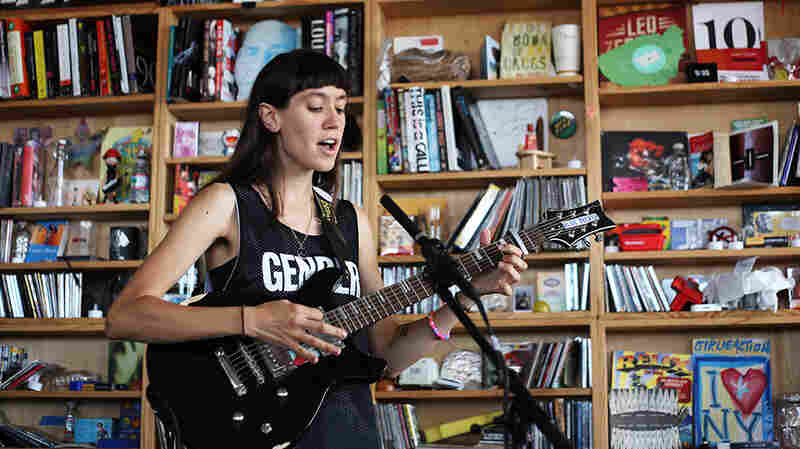 Eskimeaux: Tiny Desk Concert