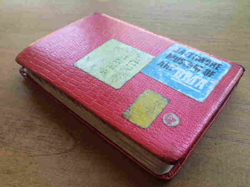Susan Stamberg's own little red book is filled with addresses, phone numbers, her son's shoe size, her license plate number, the name of a favorite lipstick ... and other priceless information.
