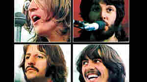 Cover art for The Beatles' Let It Be.