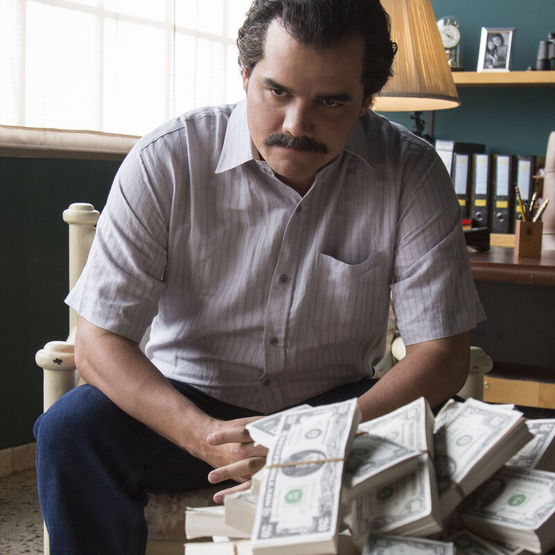 Narcos' Actor Wagner Moura On Shedding The Weight Of Pablo
