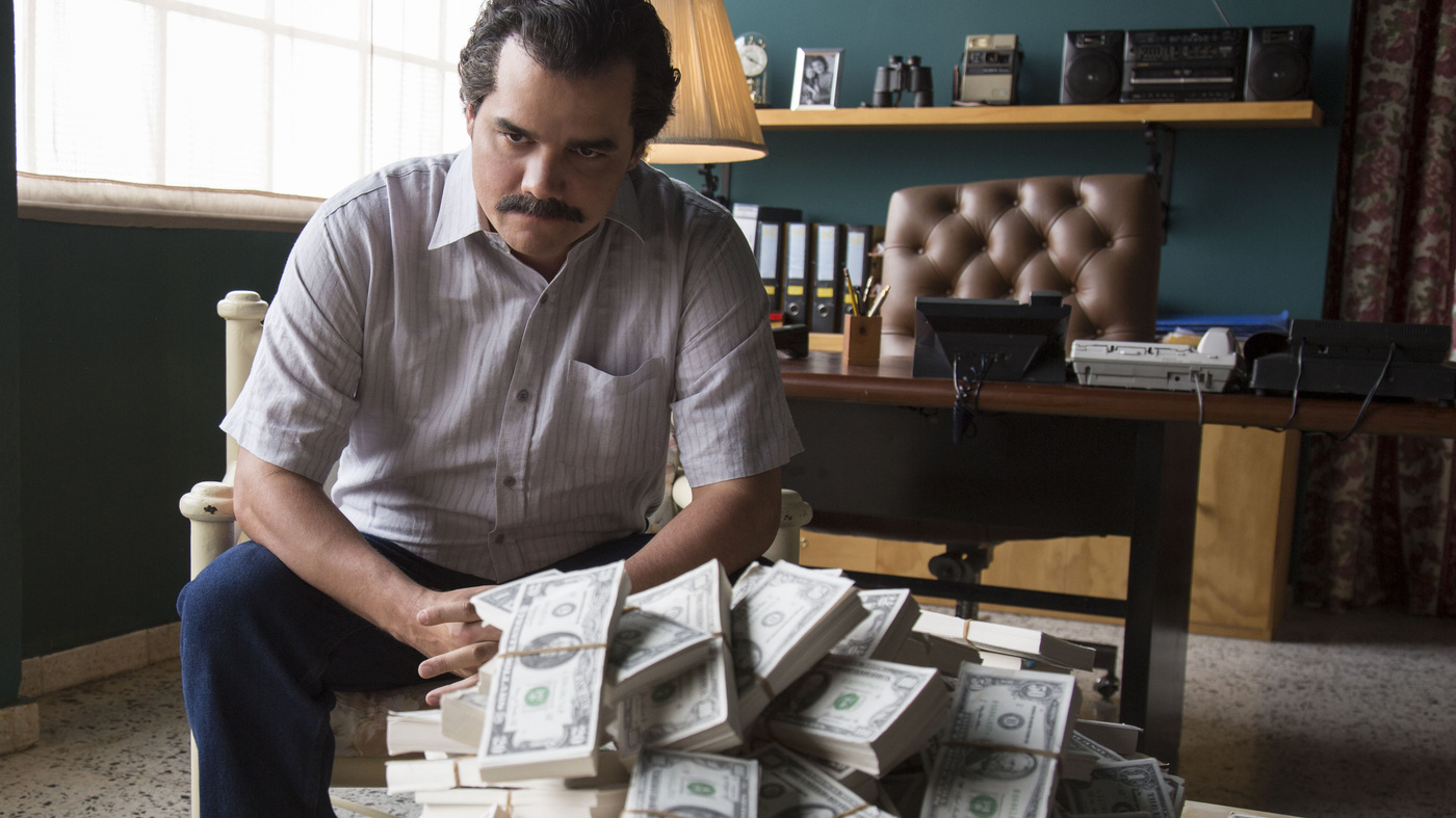 A Colombian Kingpin Gets The 'Goodfellas' Treatment In