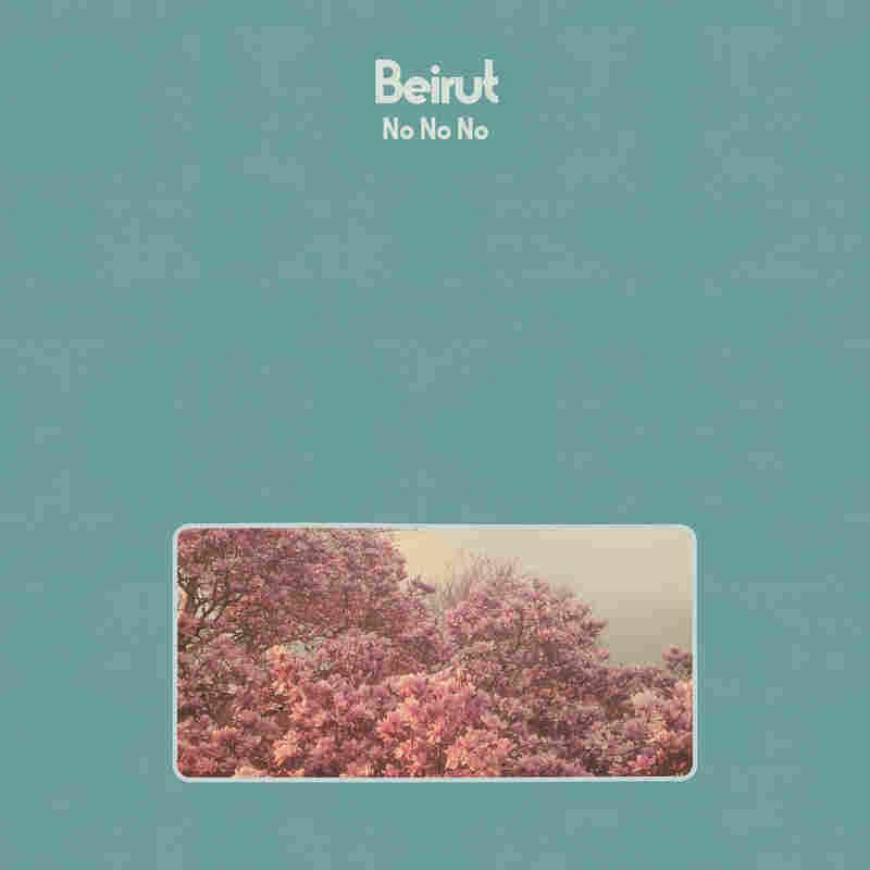Album cover art for Beirut's NoNoNo.