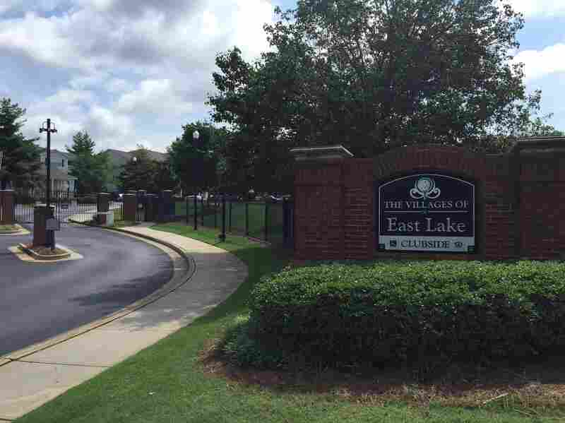 The Villages of East Lake is a mixed-income housing community about 10 minutes from downtown Atlanta.
