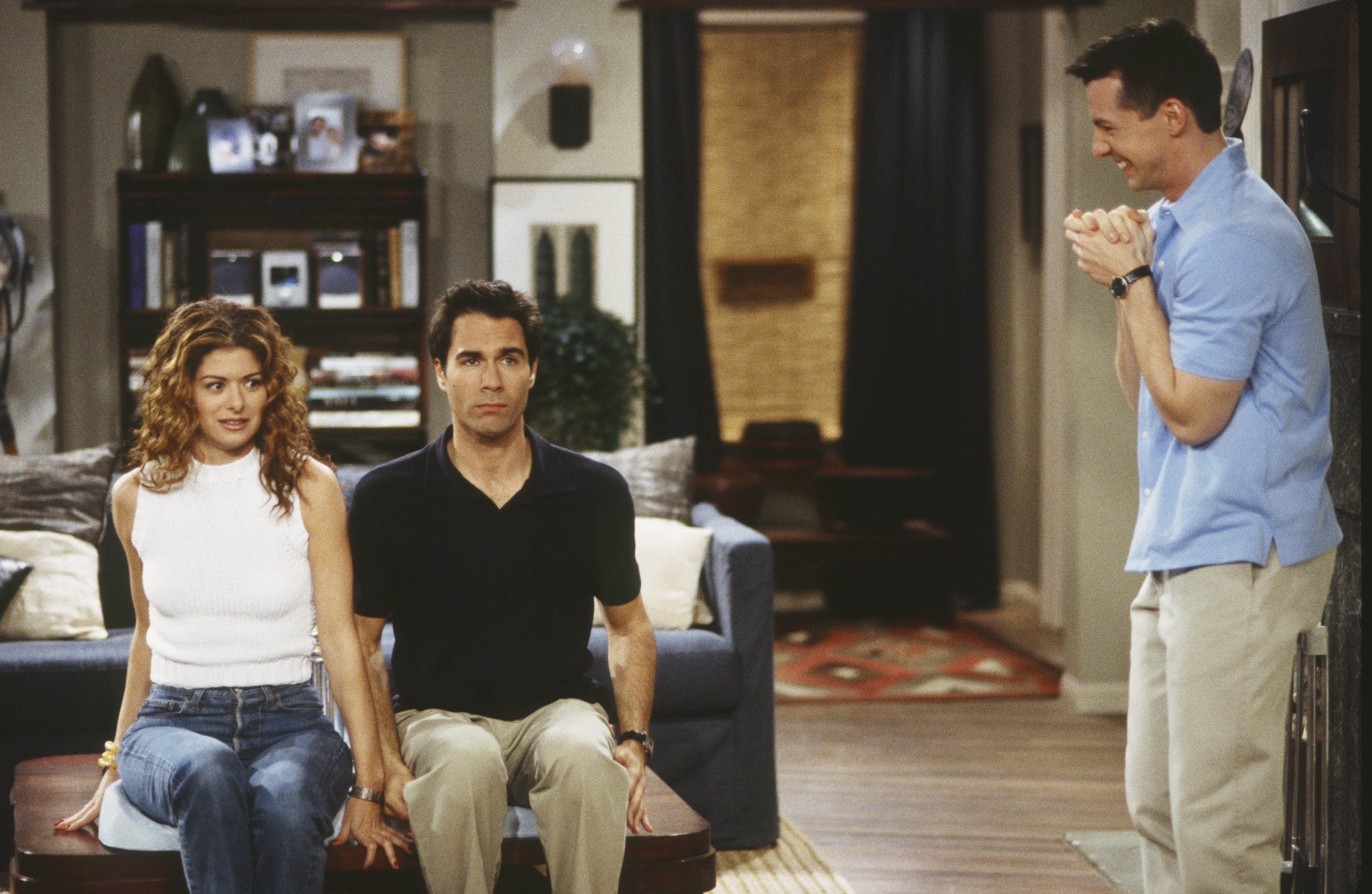 How Shows Like 'Will & Grace' And 'Black-ish' Can Change Your Brain