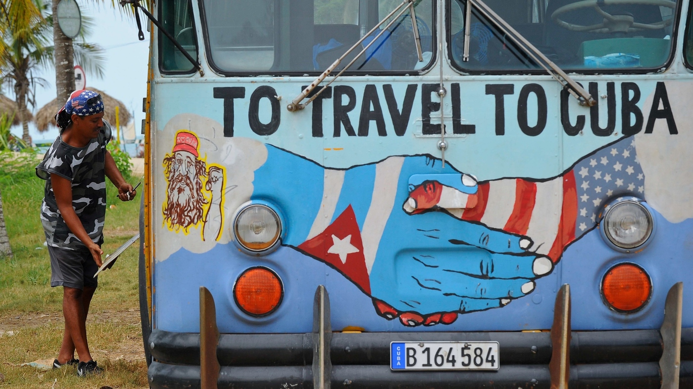 white house explores ways to do business with cuba : parallels : npr