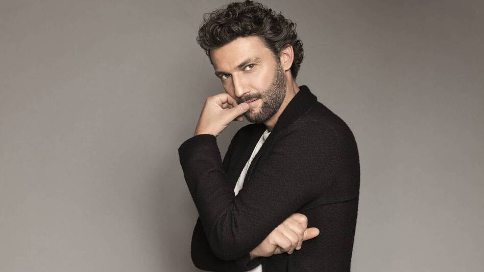 Jonas Kaufmann's Nessun Dorma: The Puccini Album comes out September 11. (Courtesy of the artist)