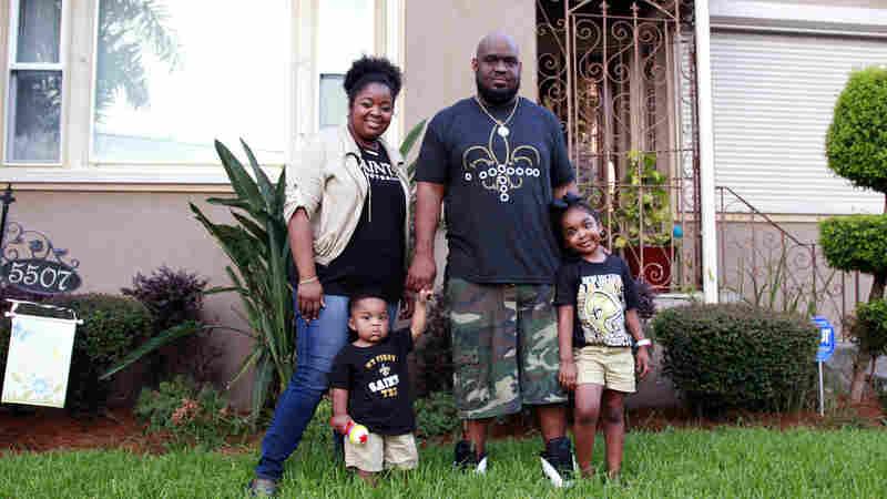 A Decade After Flood's Devastation, Love Keeps New Orleans Afloat