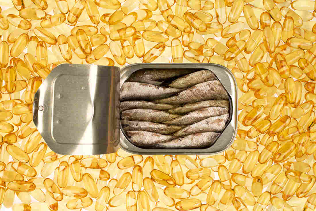 If fish is brain food can fish oil pills boost brains for Fish oil brain
