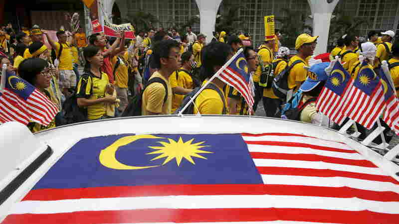 Protests In Malaysia Target Prime Minister Over Alleged Corruption
