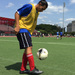 Through Soccer, Teen Migrants Rebuild Lives And Meet Pope Francis