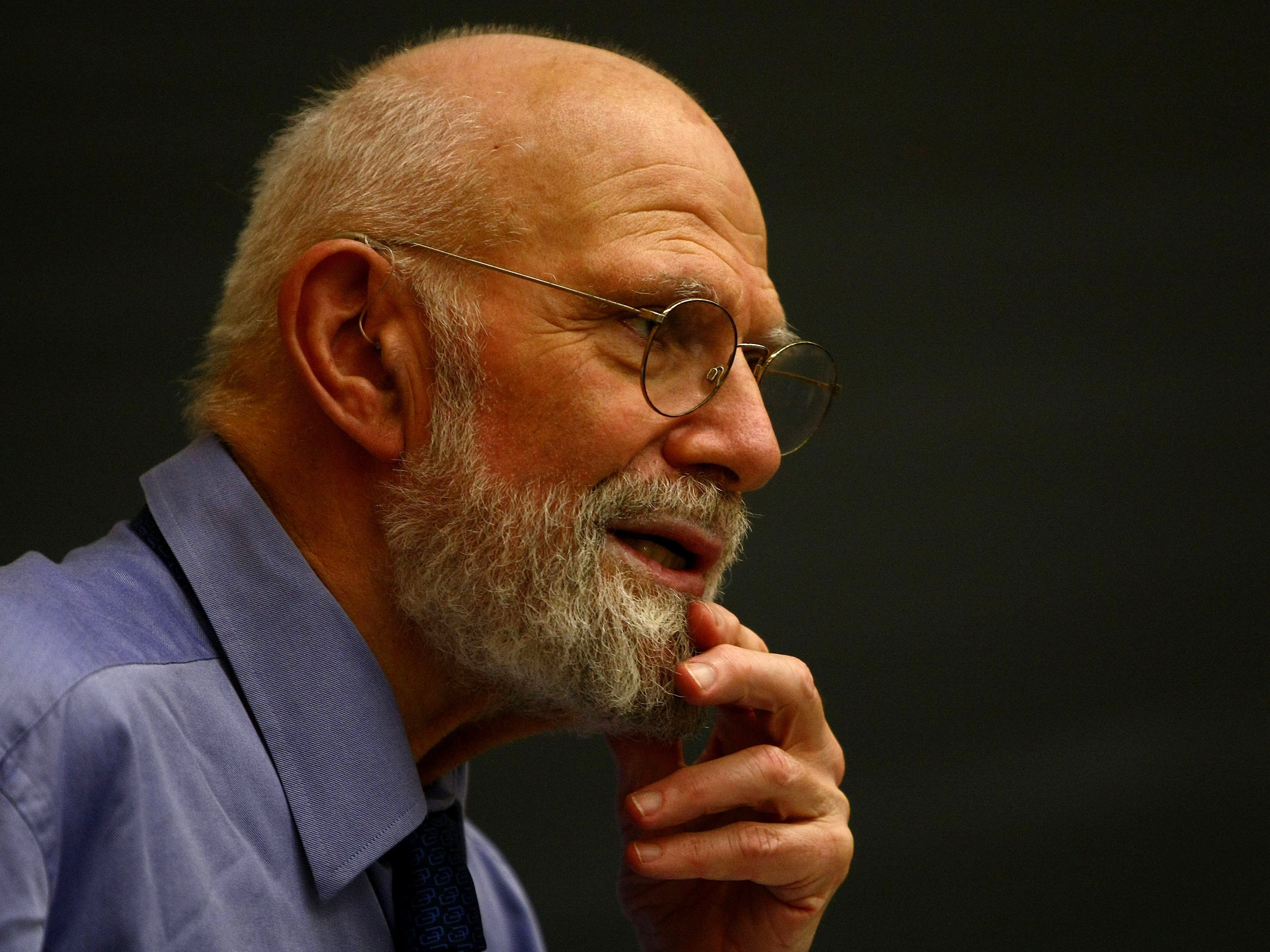 Oliver Sacks, Renowned Neurologist And Author, Dies At 82