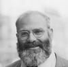 Renowned British neurologist and author Oliver Sacks, pictured in London in 1983, died Sunday of cancer. He was 82.