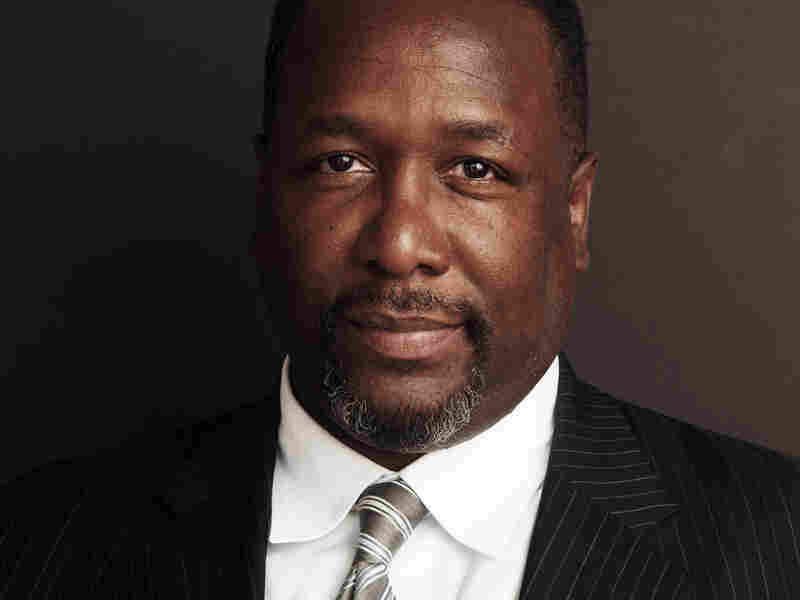 Wendell Pierce is known for his roles on HBO's The Wire and Treme.