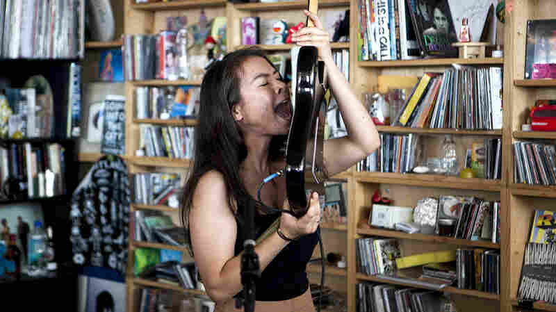 Tiny Desk Concert with Mitski