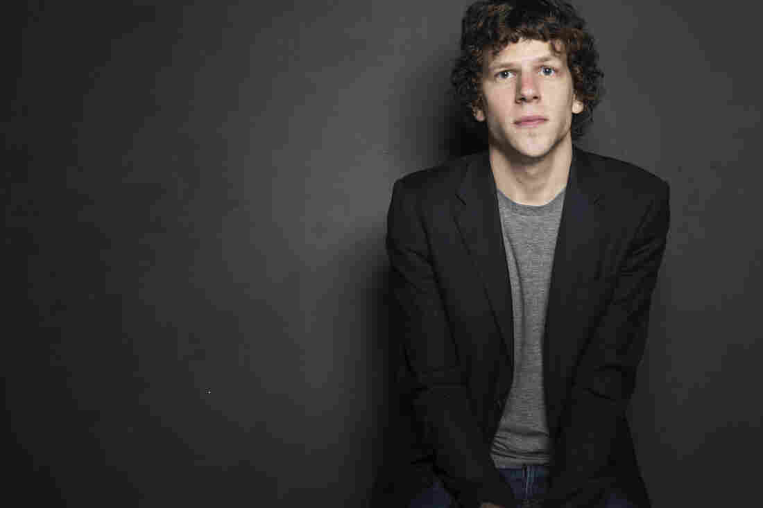 Jesse Eisenberg's plays include The Spoils and The Revisionist.