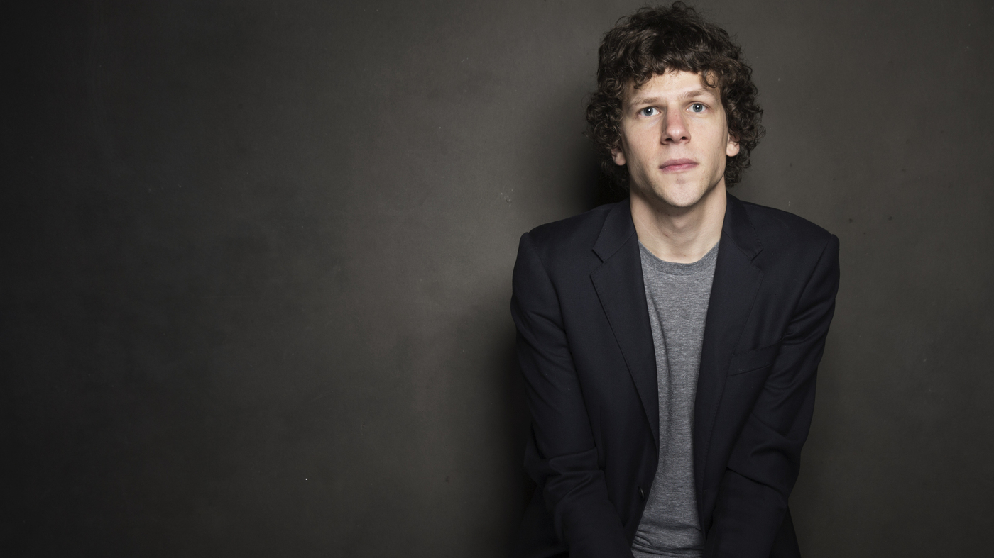 Jesse Eisenberg's New Book Gets Seriously Absurd (And A Little Serious)