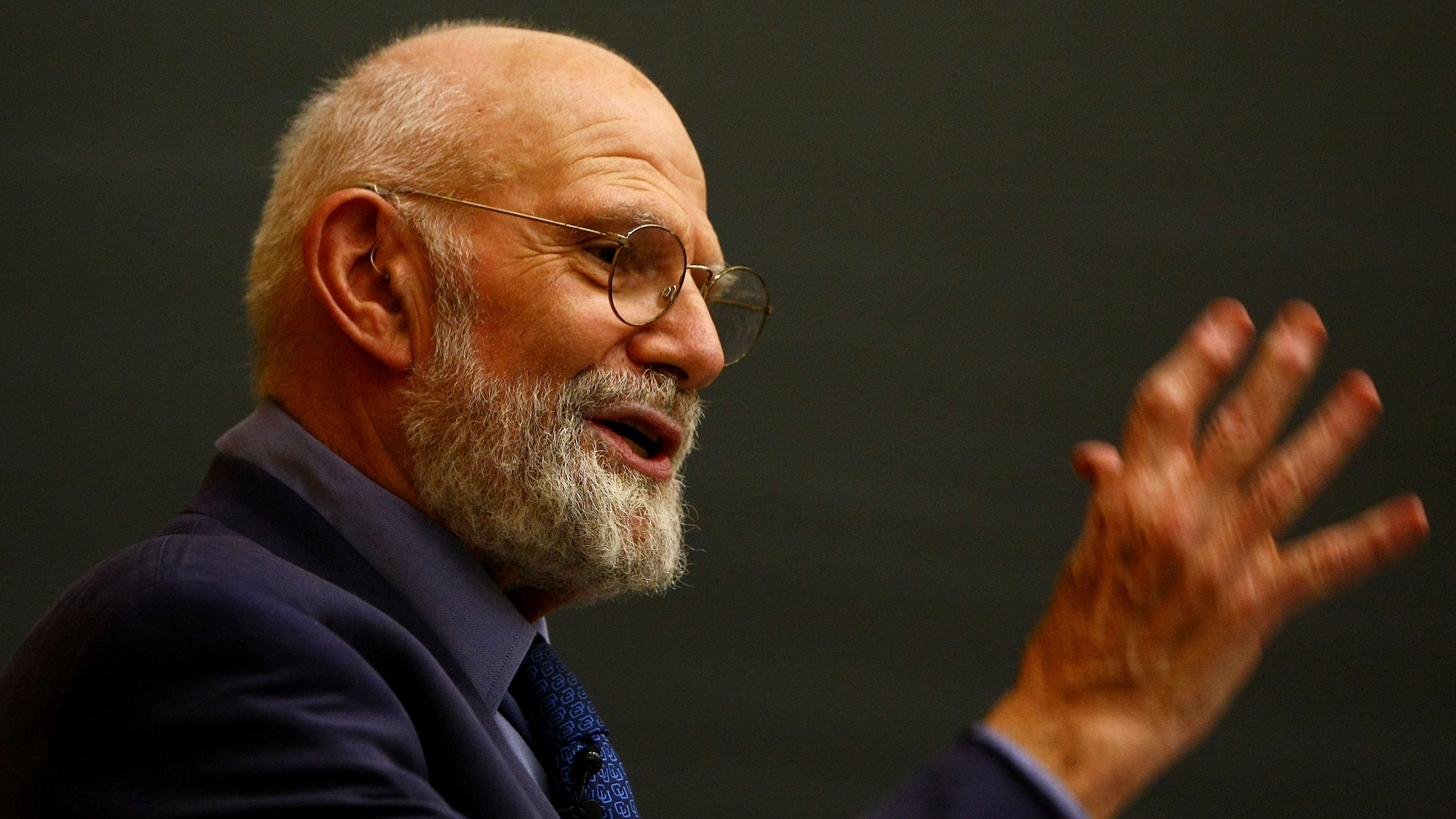 Oliver Sacks: A Neurologist At The 'Intersection Of Fact And Fable'