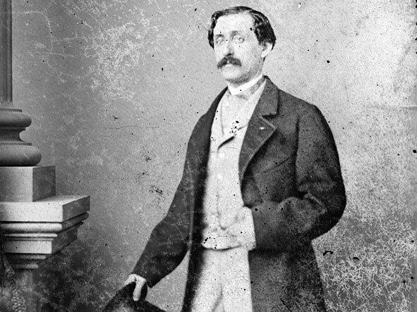 Louis Moreau Gottschalk was America's first musical superstar.