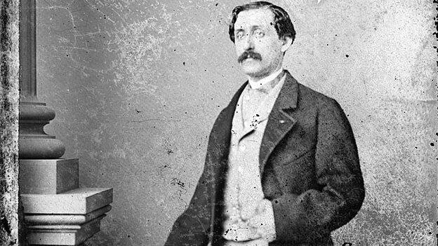 Louis Moreau Gottschalk was America's first musical superstar. (Library of Congress)