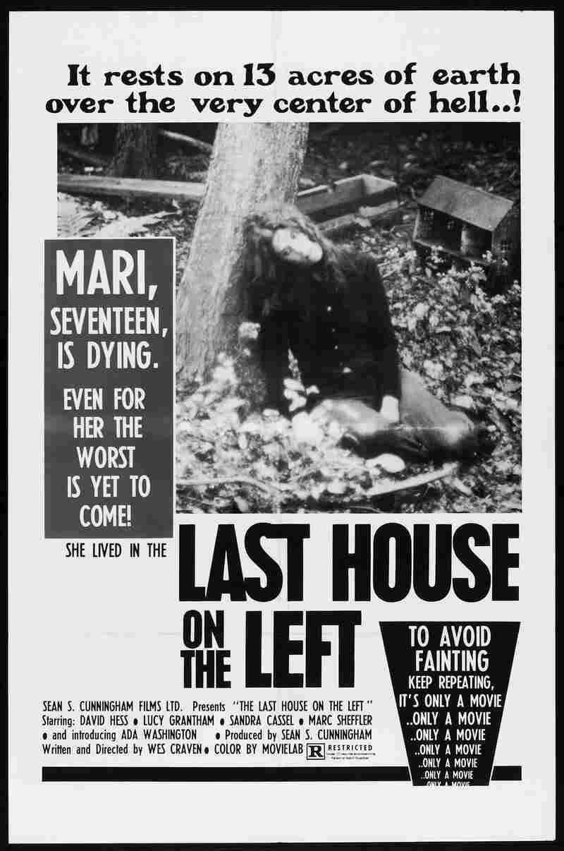 Craven based his first movie, 1972's The Last House on the Left, on an Ingmar Bergman film.