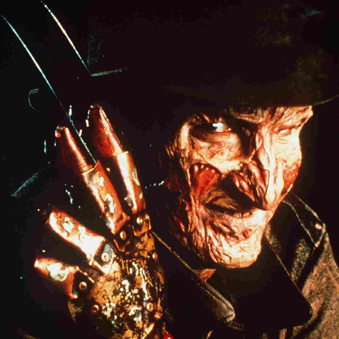 Wes Craven's most memorable creation may have been knife-fingered nightmare Freddy Krueger.